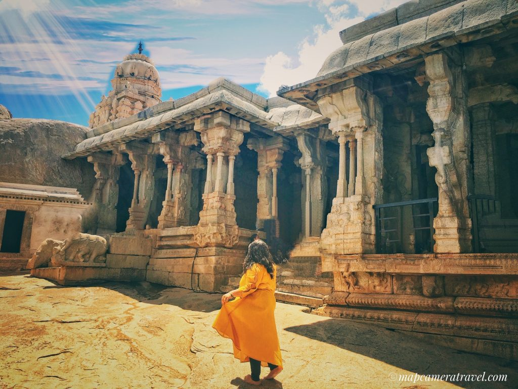 Day trip to Lepakshi from Bangalore – An architectural marvel